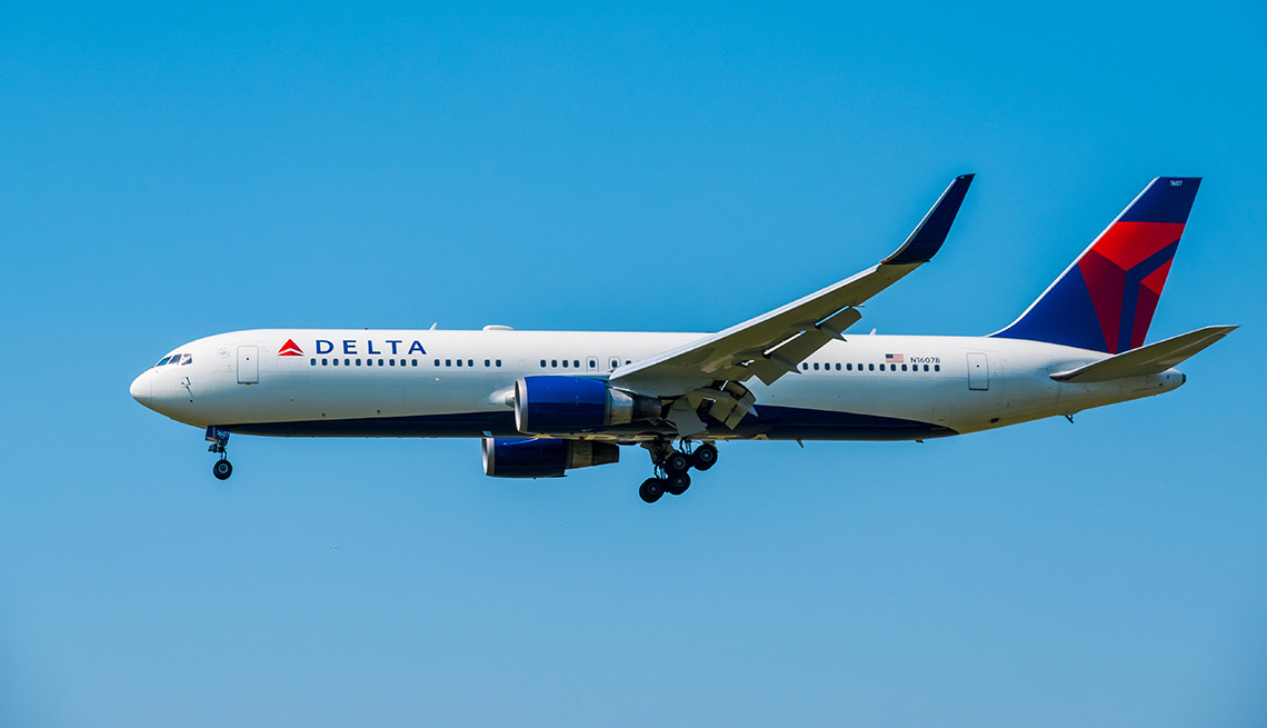 Delta Air Lines is pretty cool!