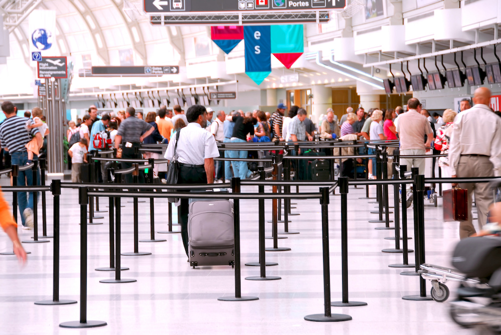 As Travel Demand Increases, So Do TSA Security Lines
