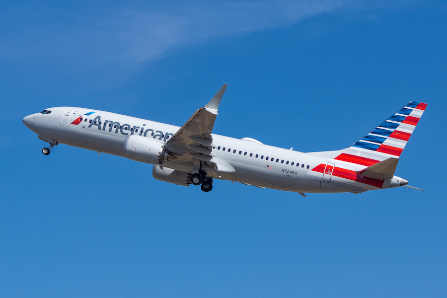 Takeoff with airfare savings with American Airlines AirPass today!