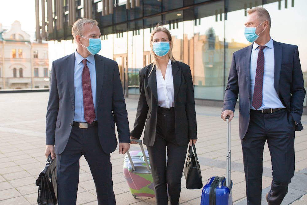 Fully Vaccinated Business Travelers May Now Travel Without Tests or Quarantines