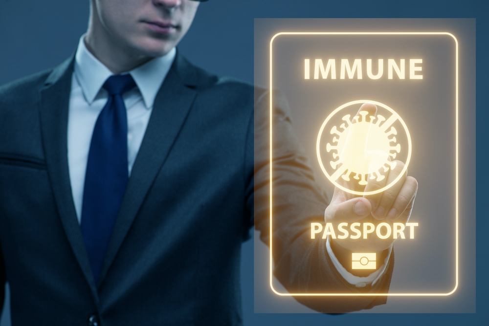 COVID Vaccine Passports for Business Travel