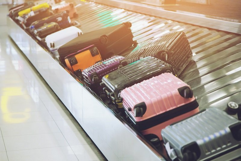 As Airlines Pay More At The Pump, Travelers Must Pop for Luggage