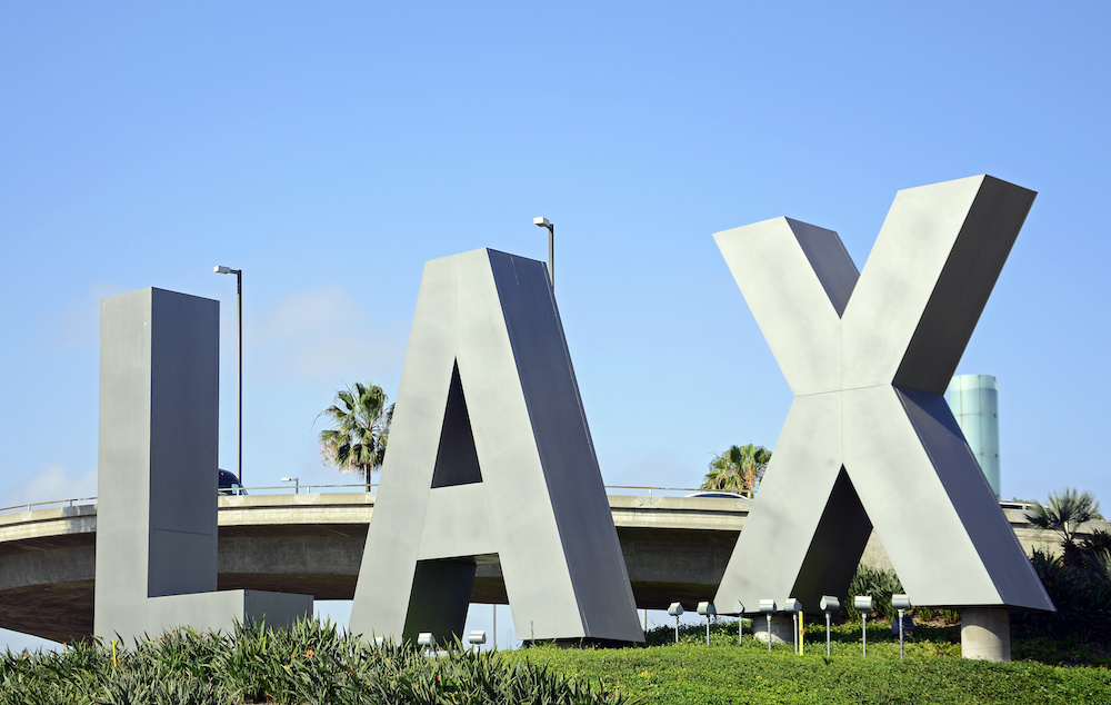 What It's Like to Get a Rapid Covid Test at LAX