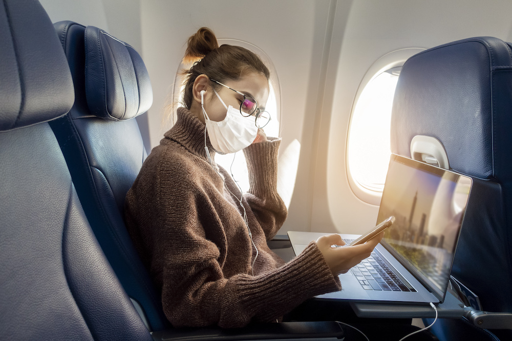 Planning a Business Trip? You'll Still Need to Pack Your Mask