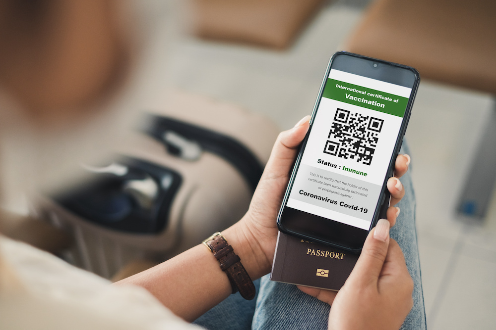 Seven EU Countries Begin Using Digital COVID Certificates