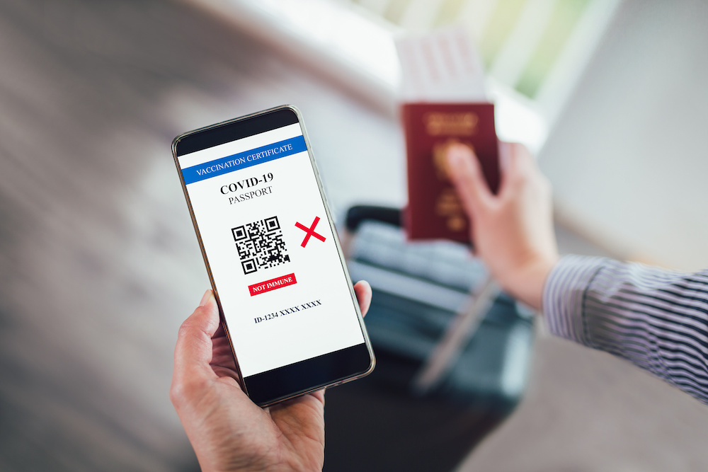 The Latest on Digital Health Passports for Business Travel