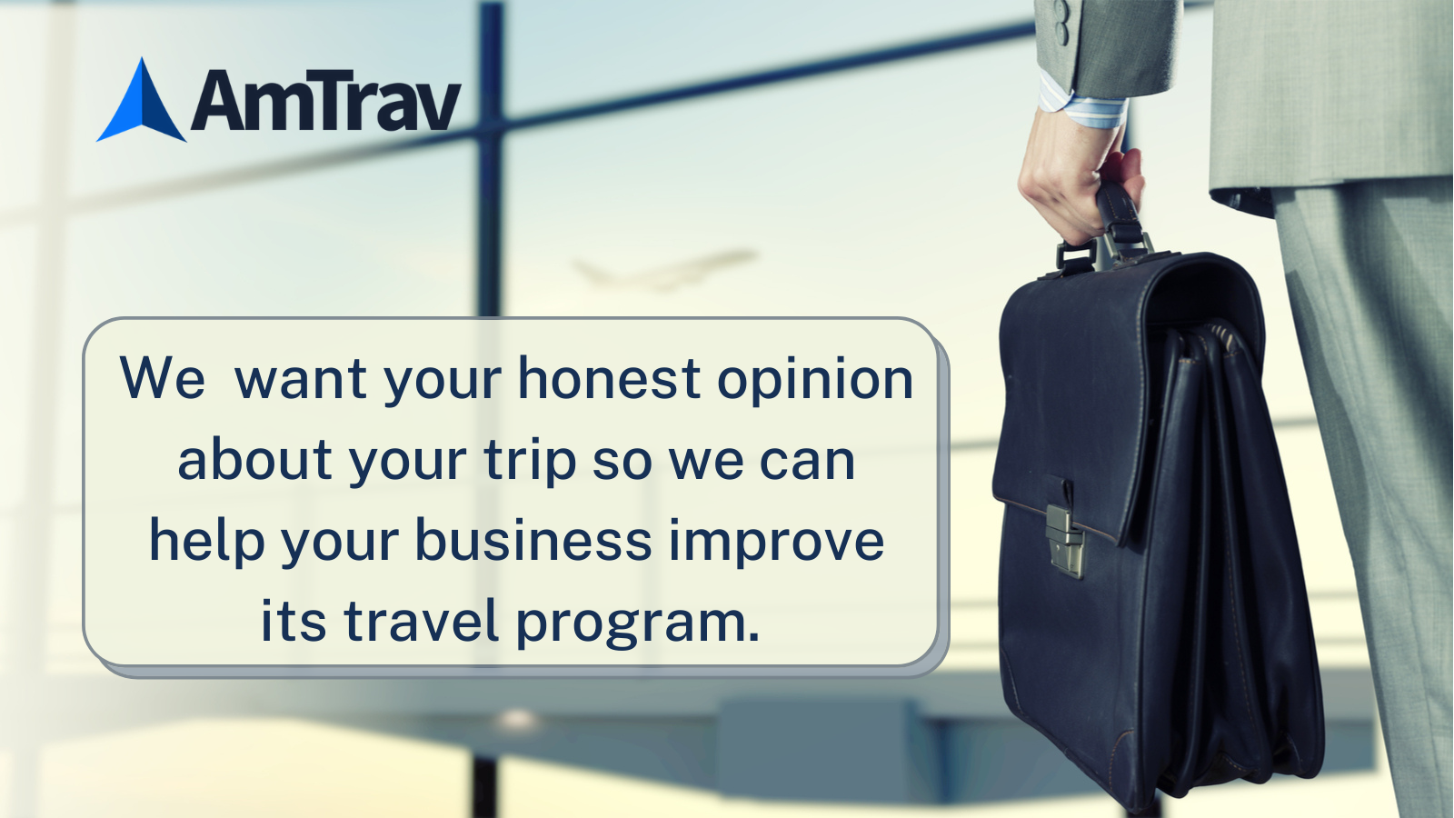 Introducing AmTrav's New Post-Trip Surveys